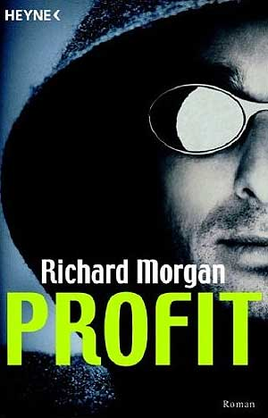 Richard Morgan - Profit