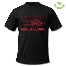 Schriftsonar T-Shirt