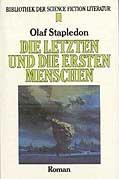 Stapledon - die letzten und die ersten Menschen